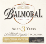 Balmoral Aged 3 Years