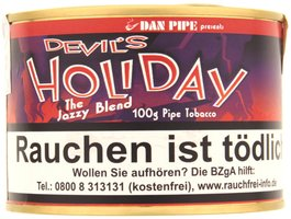 Dan Tobacco Devil's Holiday 100g Dose (8899-100)