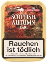 Samuel Gawith Limited Edition Scottish Autumn Flake 50g Schmuckdose