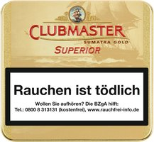 Clubmaster Superior Sumatra Gold No.161