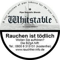 Pipe Republic Pfeifentabak Whitstable 100g Dose