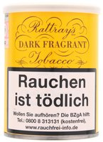 Rattray's British Line Pfeifentabak Dark Fragrant Dose 100g