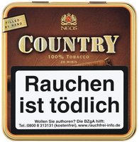 Neos Cigarillos Country Wilde Mini Cigarillos 20er