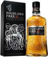 Highland Park Single Malt Whisky 12 Years (0,7 l / 40 % Vol.) (3858)