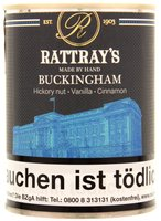 Rattray's Aromatic Line Buckingham 100g Dose