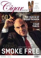 Cigar Journal Ausgabe 01/2016