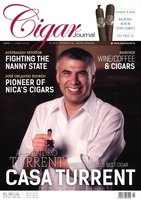 Cigar Journal Ausgabe 02/2016 (Alejandro Turrent)