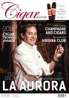 Cigar Journal Ausgabe 04/2016 (La Aurora)