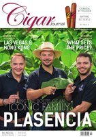 Cigar Journal Ausgabe 02/2017 (Plasencia)