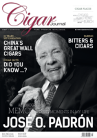 Cigar Journal Ausgabe 03/2017 (José O. Padron)