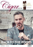 Cigar Journal Ausgabe 02/2019 (Pete Johnson)