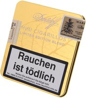 Davidoff Cigarillos Mini Golden Leaf Limited Edition