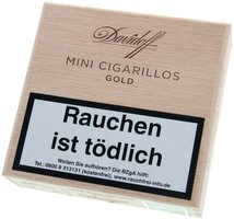 Davidoff Mini Cigarillos Gold (50er)