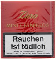 Zino Red Line Cigarillos 20er