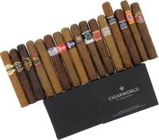 CIGARWORLD Sampler Budget Bundle (16 Zigarren)