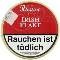 Peterson Pfeifentabak Irish Flake 50g Dose