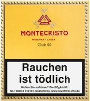 Montecristo Cigarillos Cigarillos CLUB