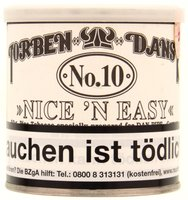 Torben Dansk No. 10 Loose Cut (ehemals Nice 'n Easy) 50g Dose