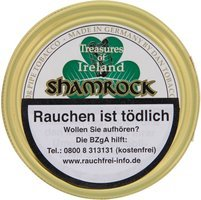 Treasures of Ireland Shamrock 50g Dose