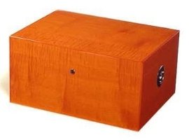 Fruit Collection Humidor für 300 Cigarren orange