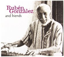 Ruben Gonzalez and friends CD