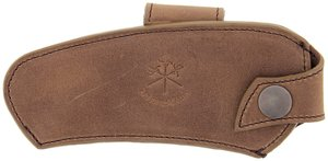 Lederetui BRAUN (leather sheath brown)