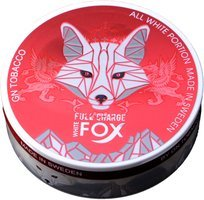 White Fox Red Full Charge (PD 09/2019 abgelaufenes MHD 03/2020)