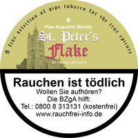 St. Peter`s Flake 100g Dose