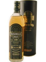 10 Years Single Malt - 0,7 Liter