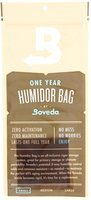 One Year Humidor Bag Small