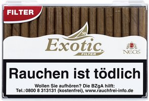 Exotic Filter & Flavour 50er Packung
