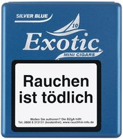 Exotic Silver Blue (ehemals Fine & Flavour)