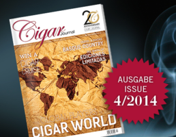Ausgabe 04/2014 (Cigar World)