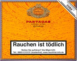 Partagas Cigarillos Chicos 25er Packung