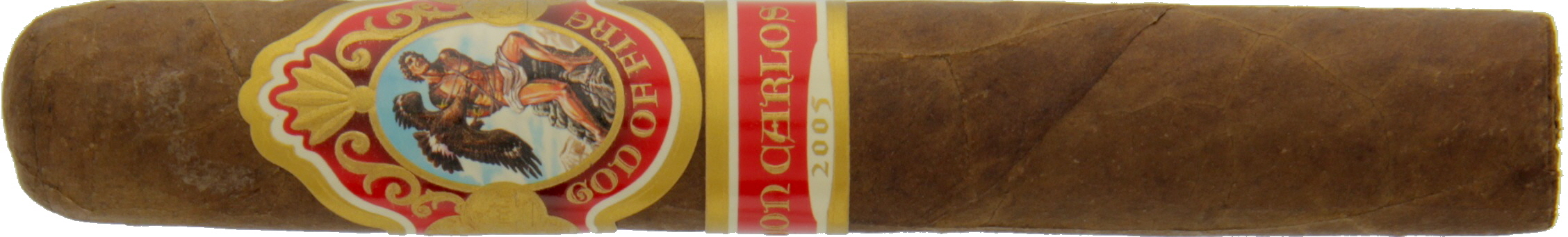God of Fire Robusto Limited Edition 2007 by Carlito