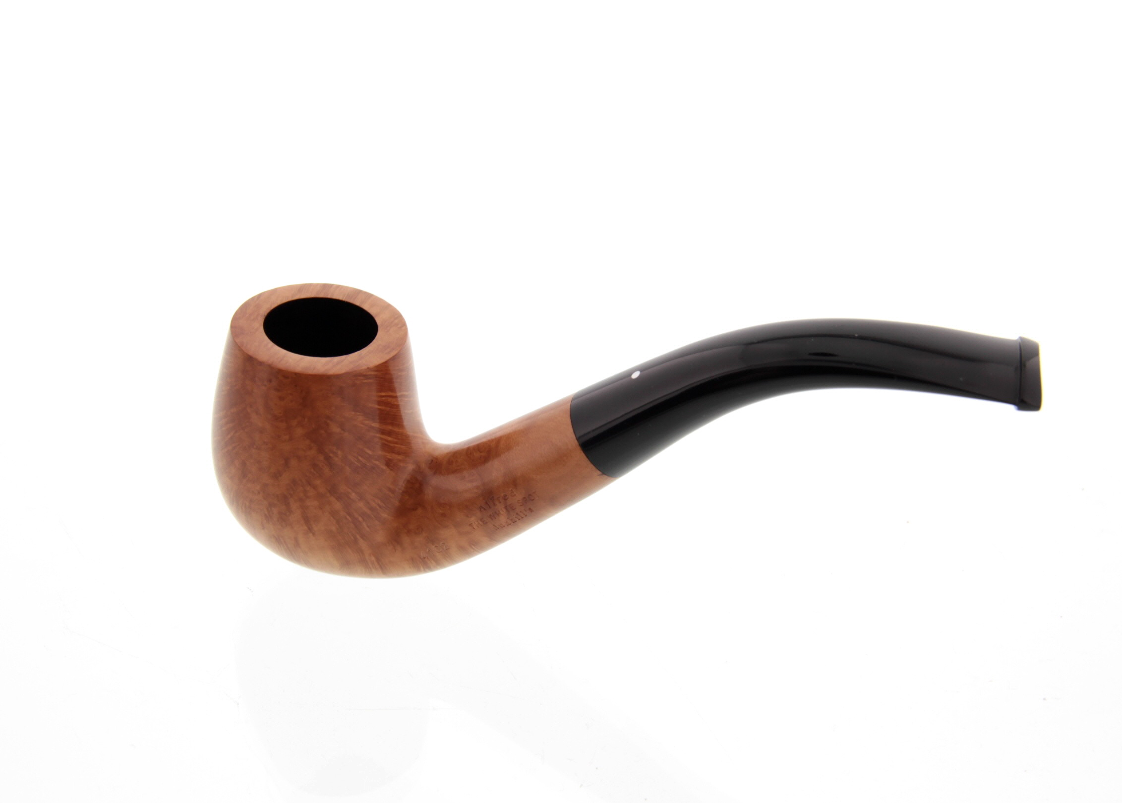 Dunhill The White Spot Root Briar No. 4102