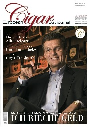 European Cigar Journal Ausgabe  03/2009