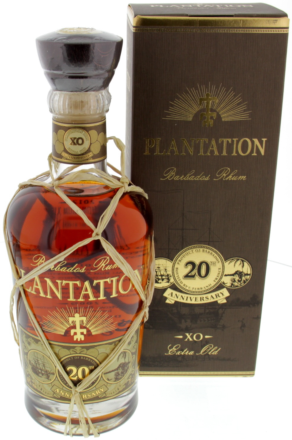 Plantation Rum Barbados Extra Old Reserve XO 20 ...