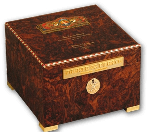 Fuente The Fuente Story Humidor Aged Selection Walnuss (1500020)