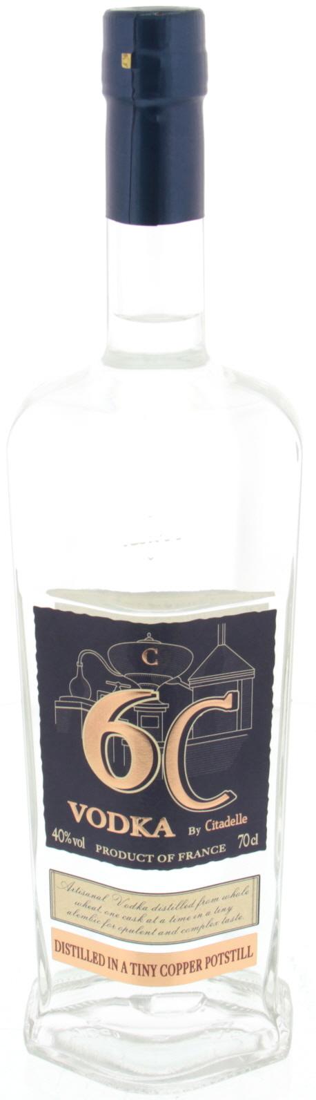 citadelle vodka 6c 0 7 l 40 vol. Black Bedroom Furniture Sets. Home Design Ideas