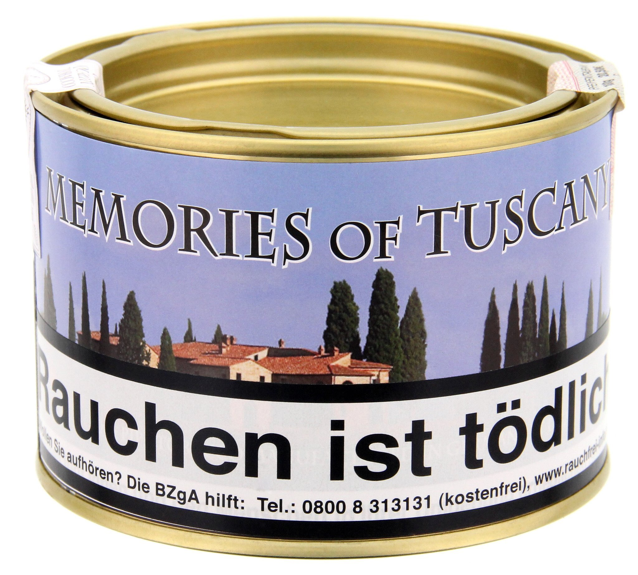 Dan Tobacco Memories of Tuscany 100g