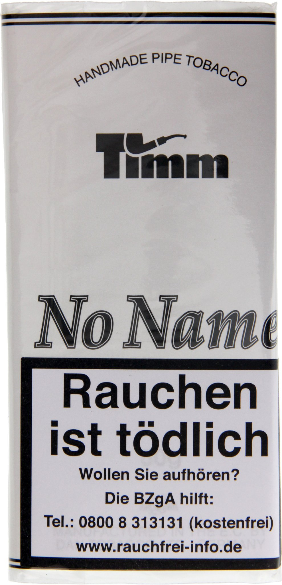 Dan Tobacco Timm No Name 50g Pouch