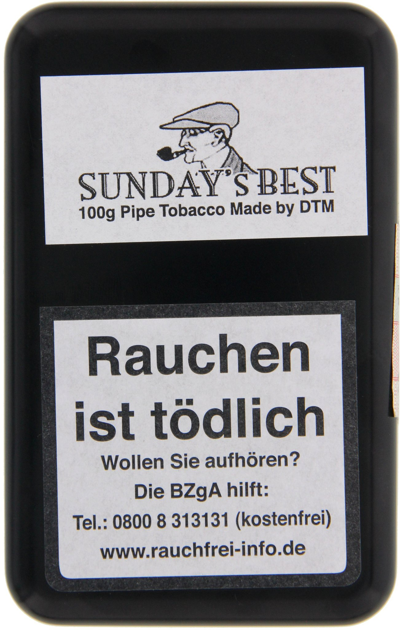 Dan Tobacco Sunday´s Best 100g Dose
