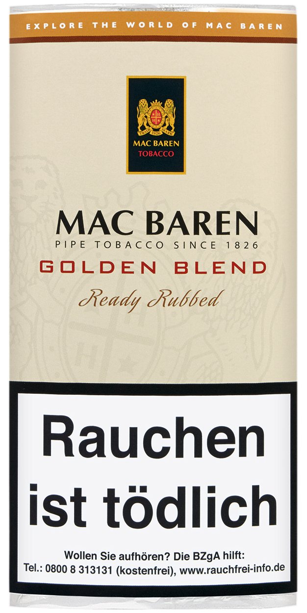 mac baren golden blend tobacco