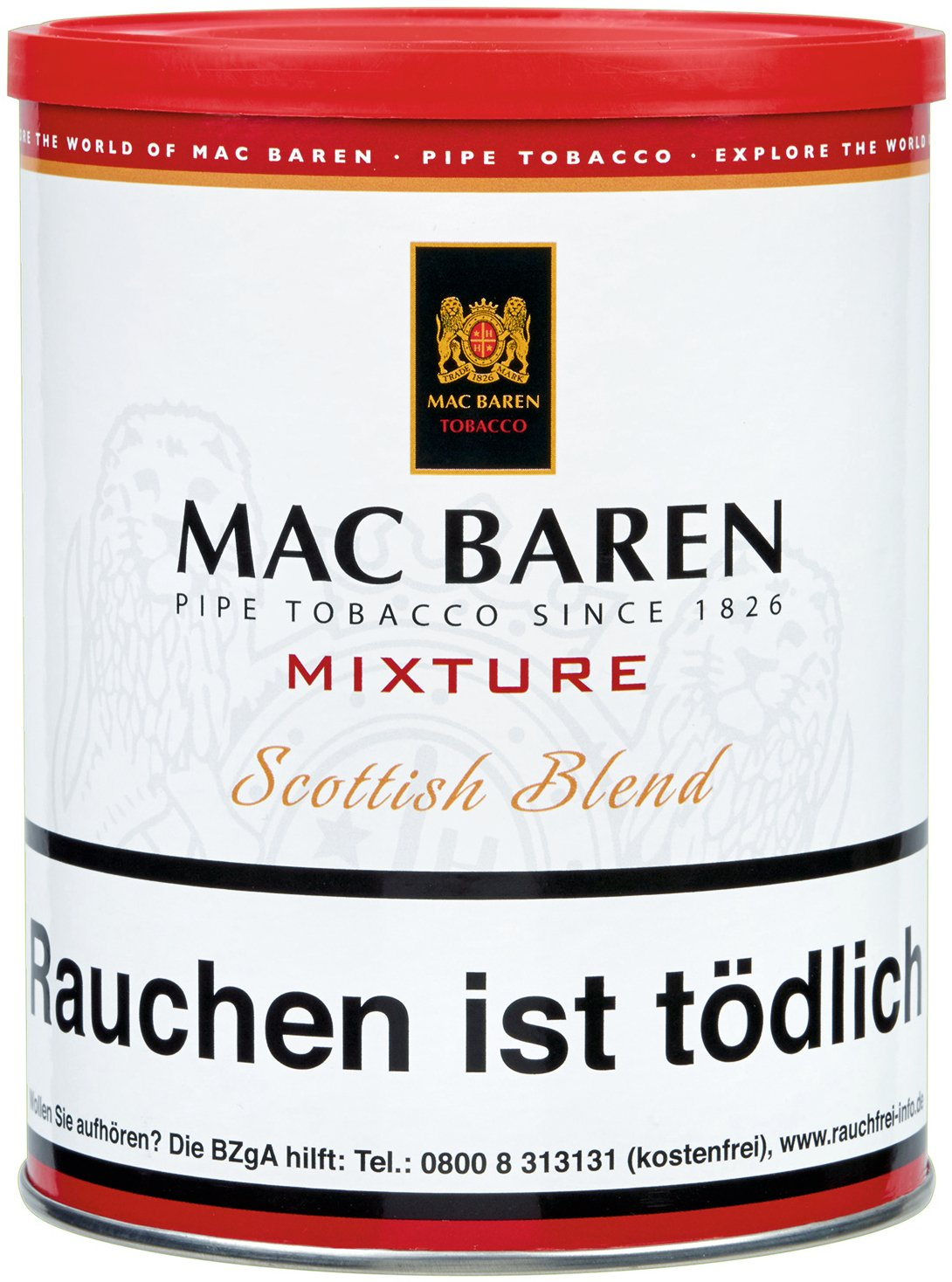 Mac Baren Mixture Scottish Blend 250g Dose