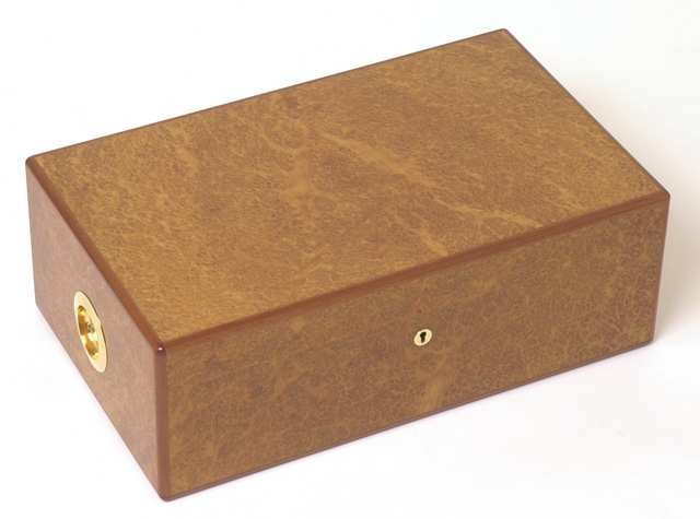 Elie Bleu Collection Classic Humidor Classic Collection Humidor für 200 Cigarre
