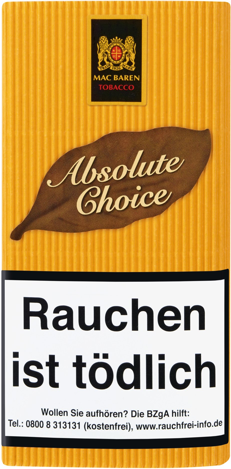 Mac Baren Choice Absolute Choice (ehemals Aromatic Choice) Pouch 40g