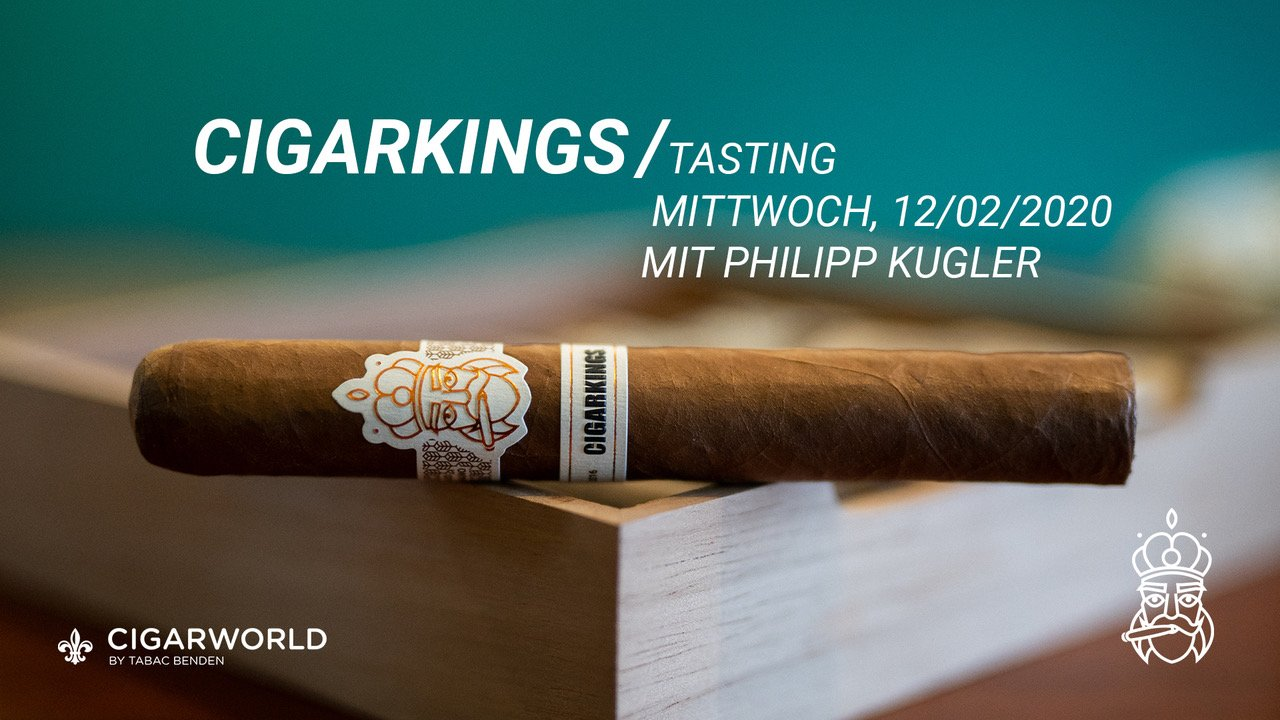 CigarKings Event