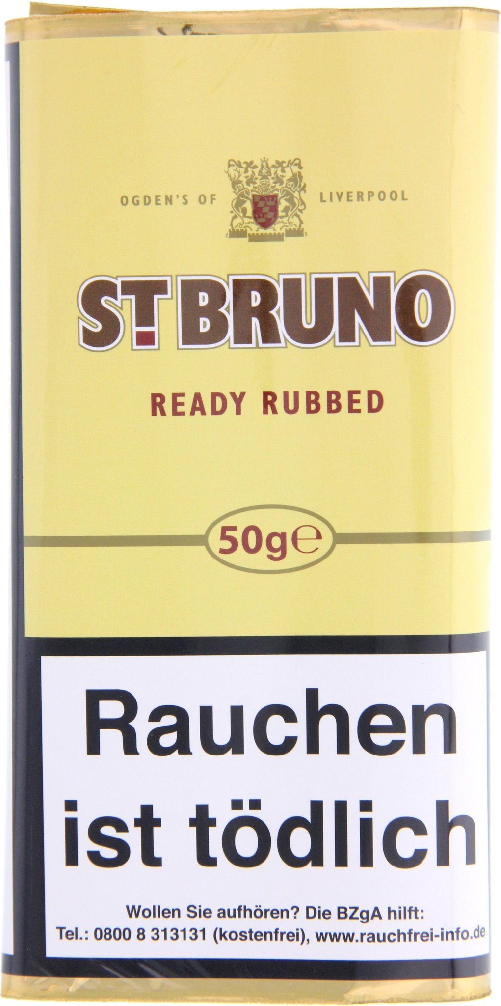 St. Bruno Flake St. Bruno Ready Rubbed