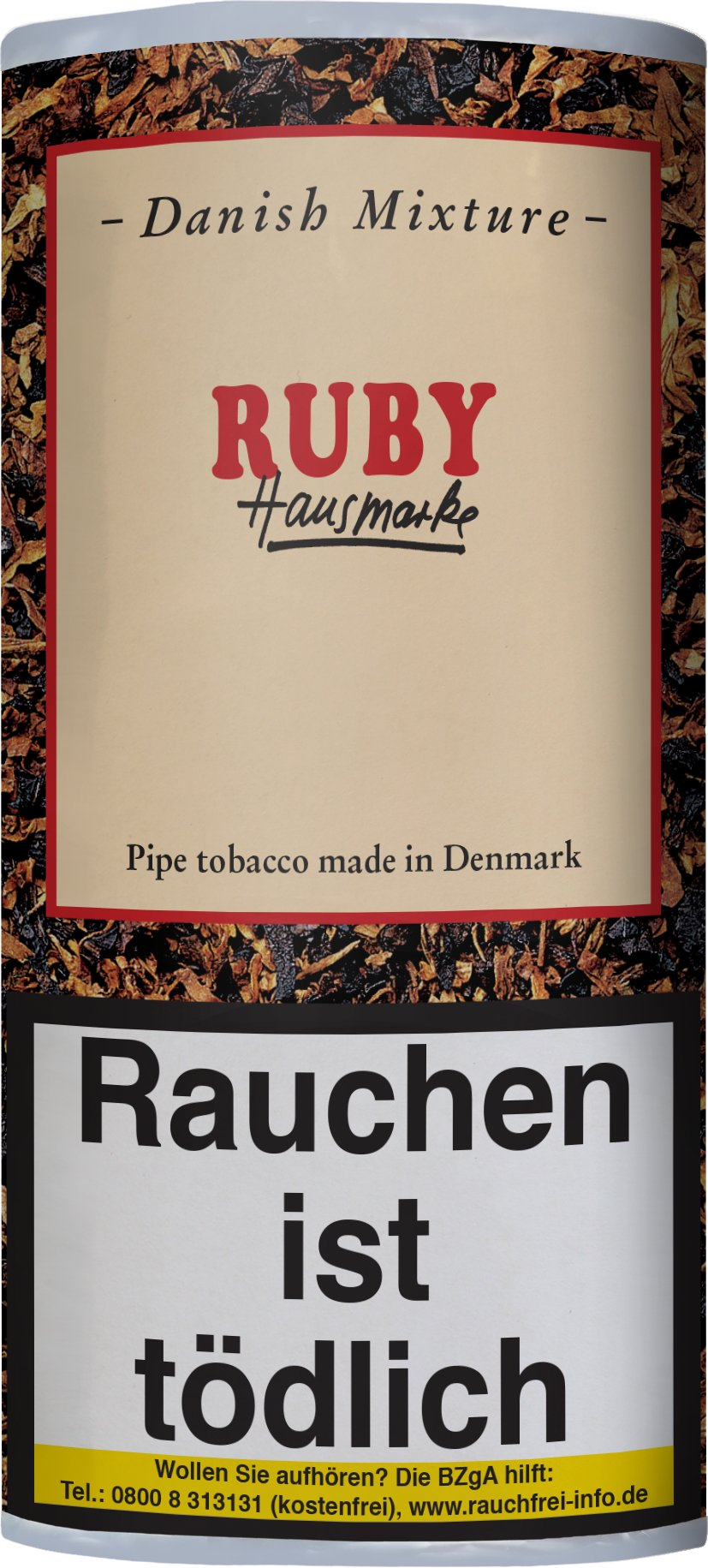 Danish Mixture Ruby (ehemals Cherry) 50g Puch